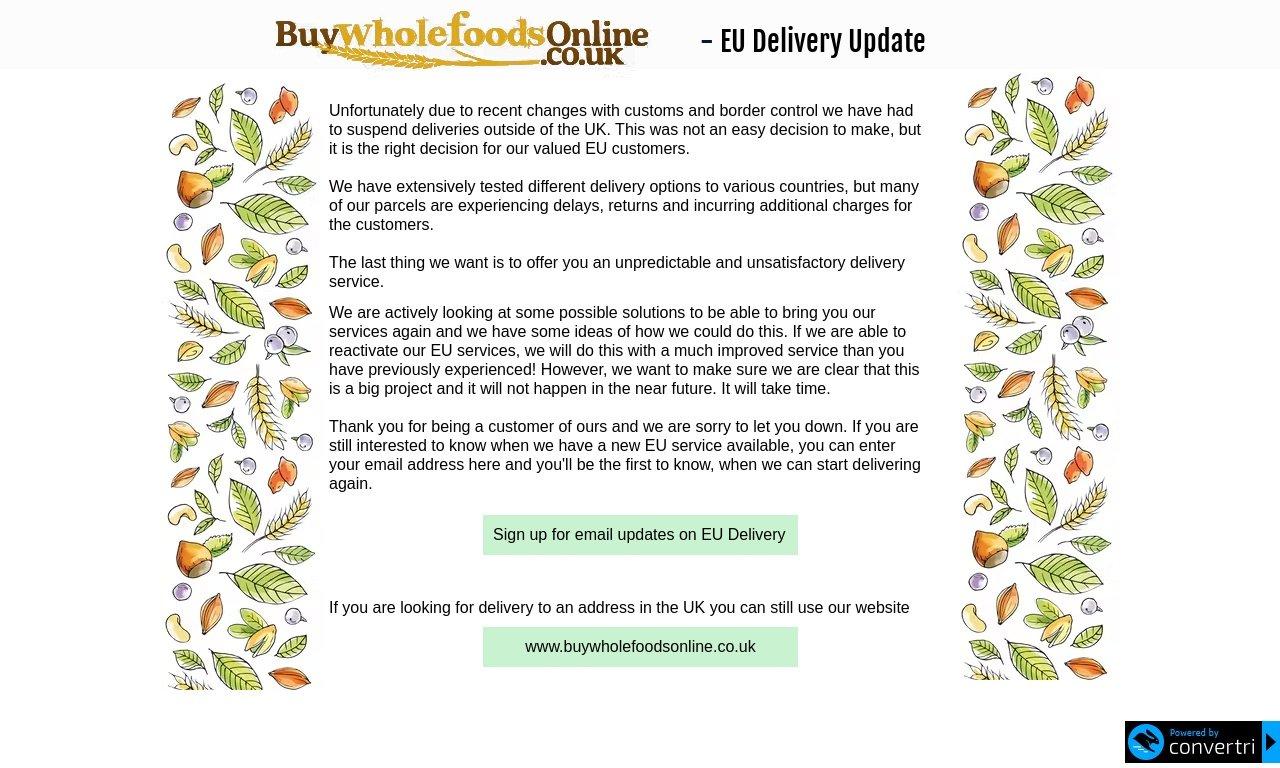 Buywholefoodsonline.co.uk 1