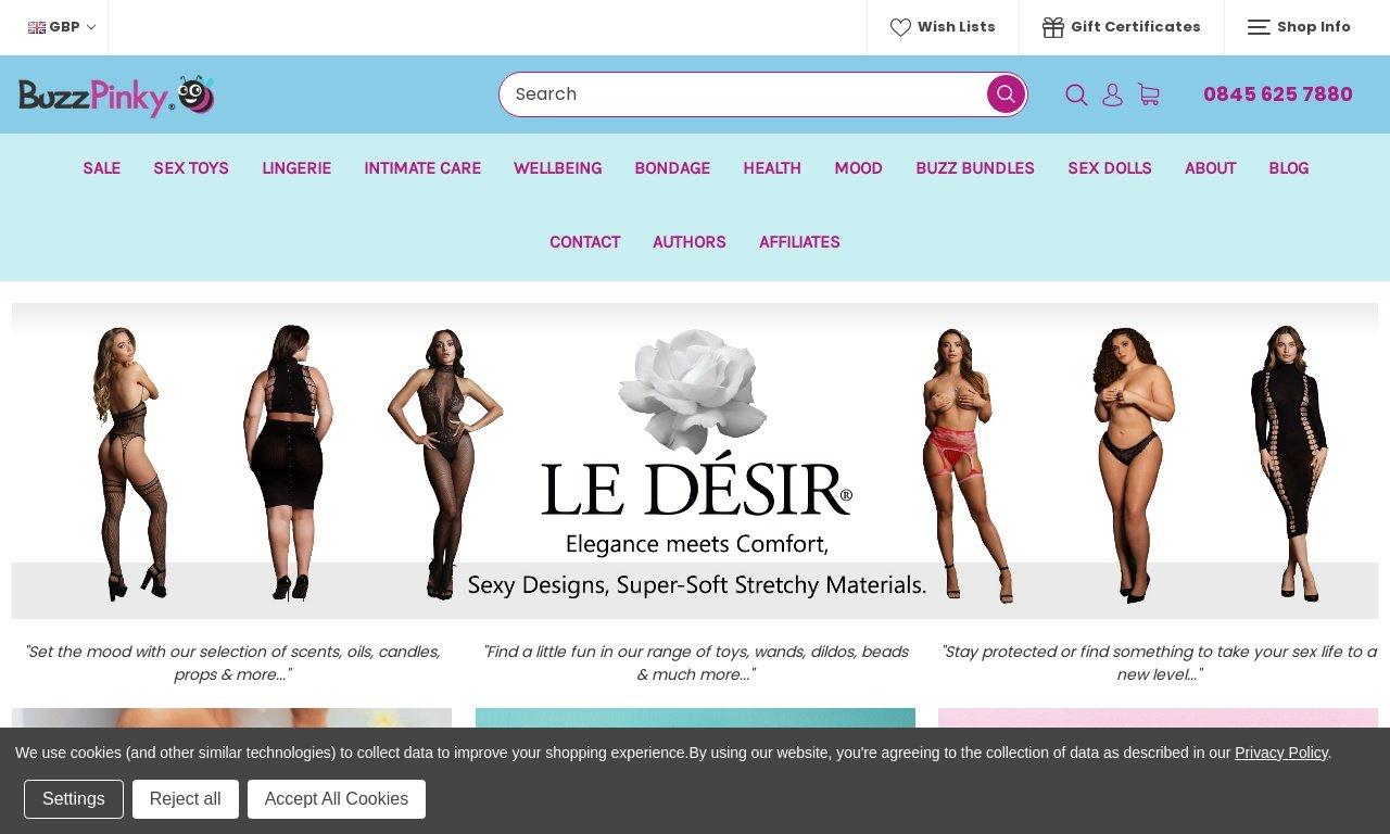 Buzzpinky.com 1