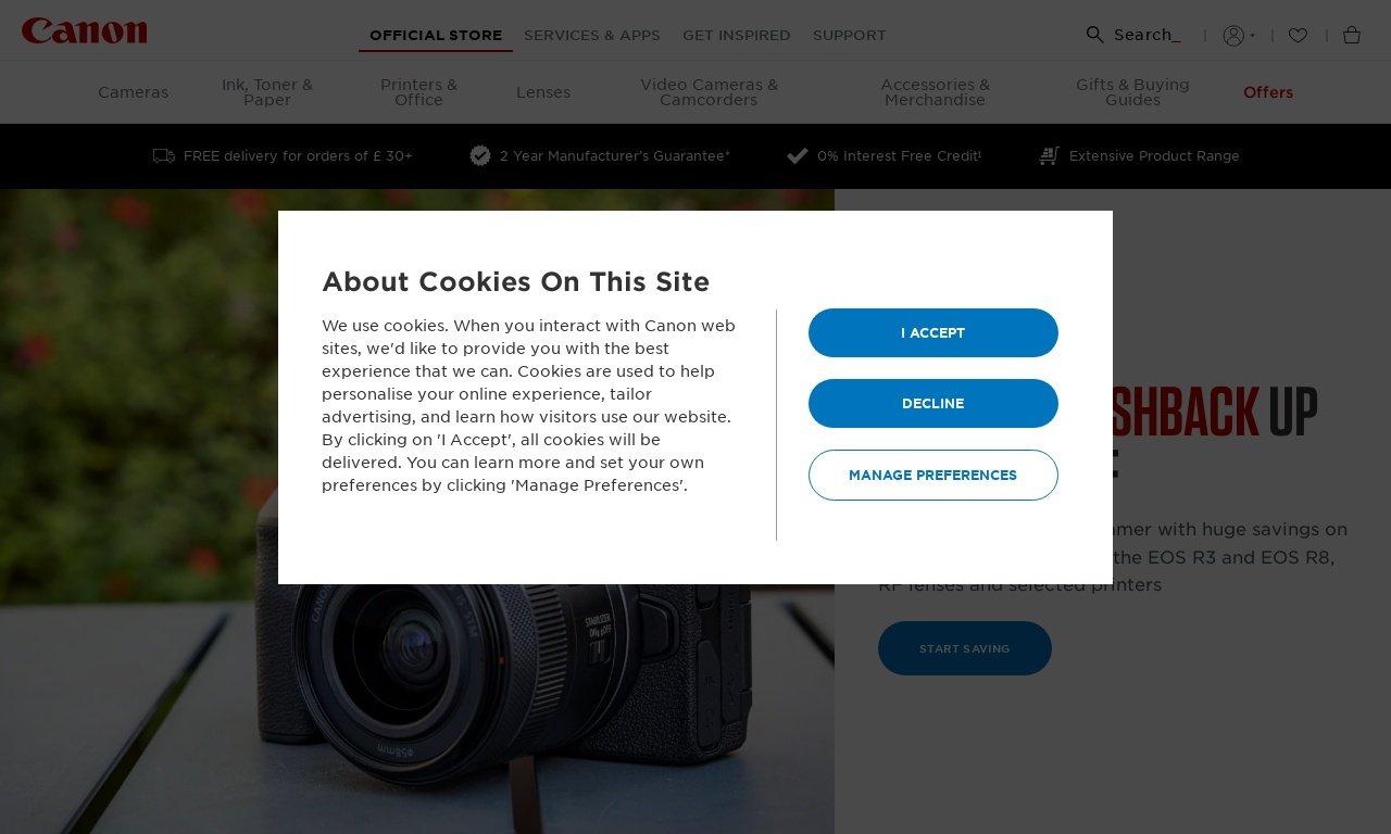 Canon.es 1