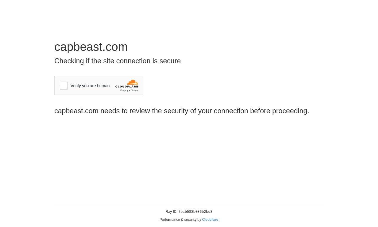 CapBeast.com 1