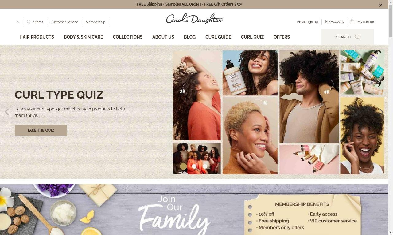 Carolsdaughter.com 1