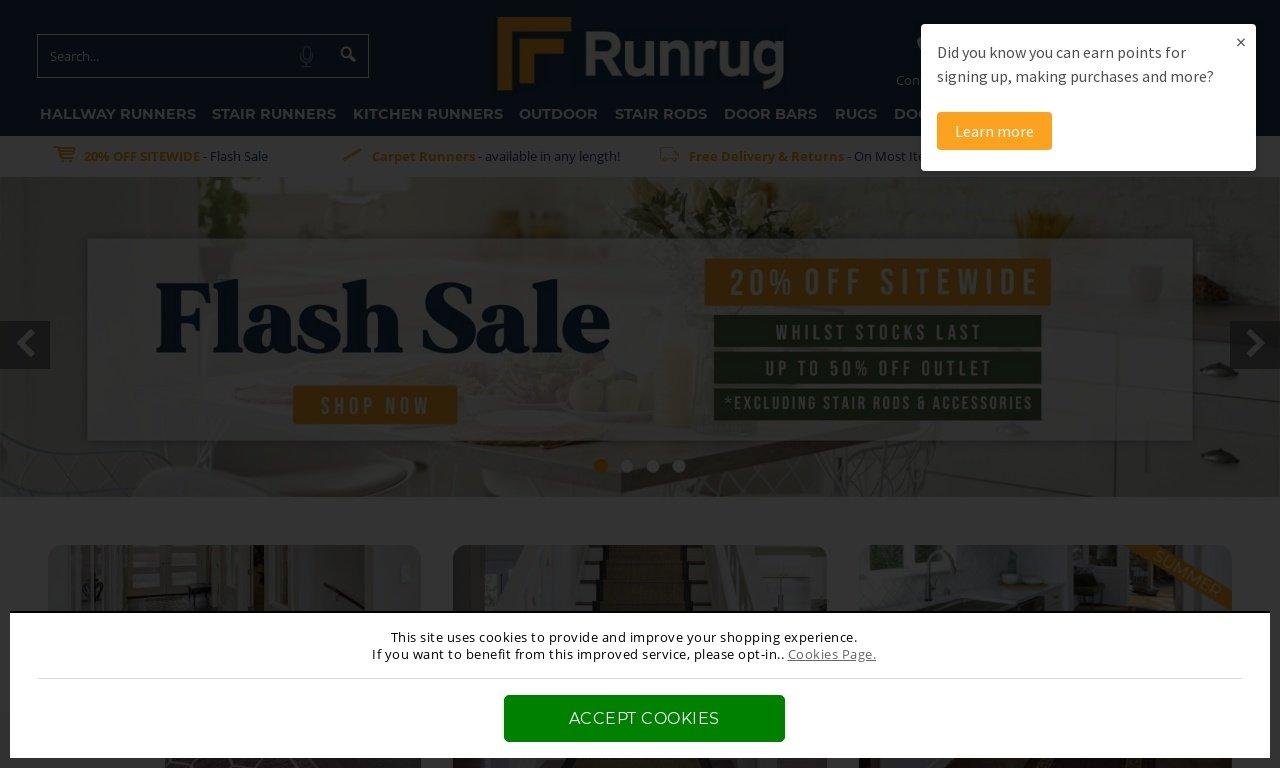Runrug.com 1