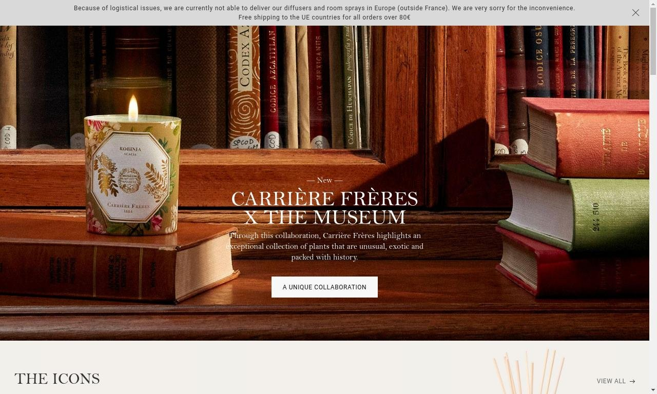 Carrierefreres.com 1