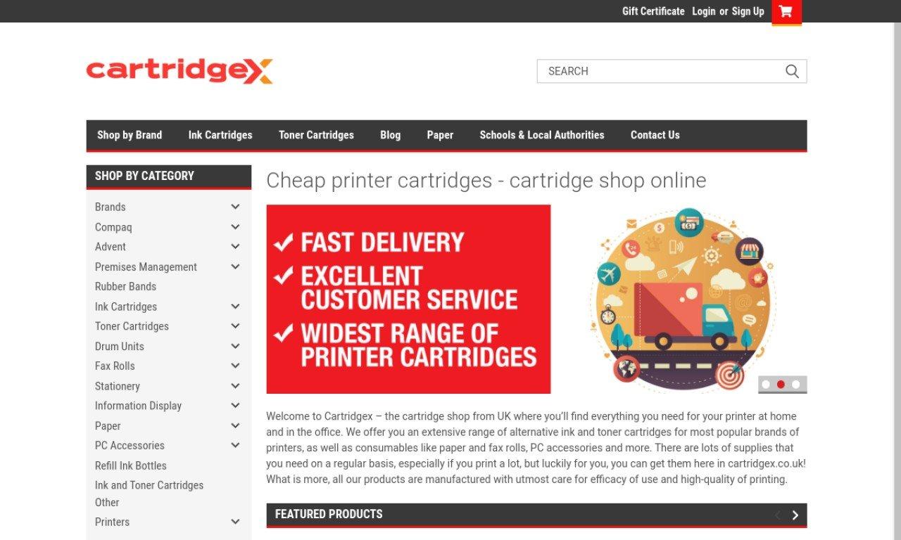 Cartridgex.co.uk 1