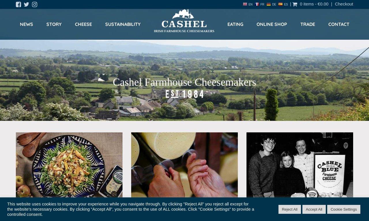 Cashelblue.com 1
