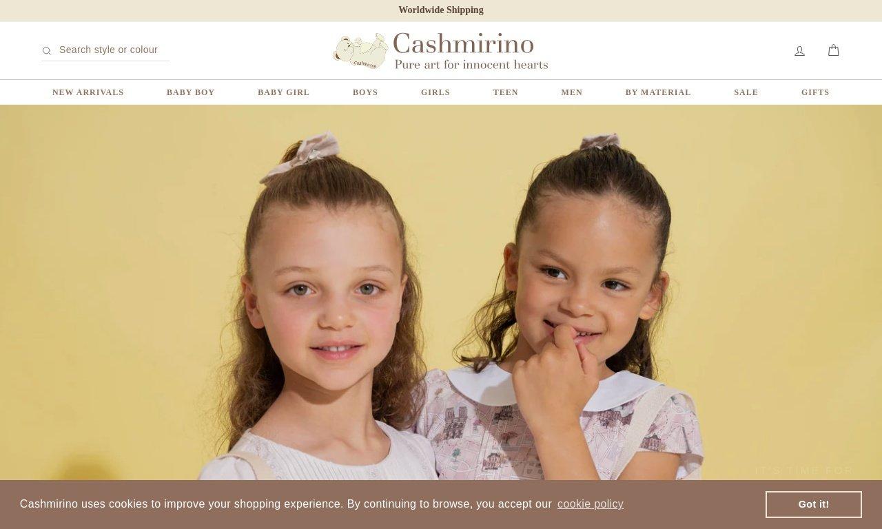 Cashmirino.com 1