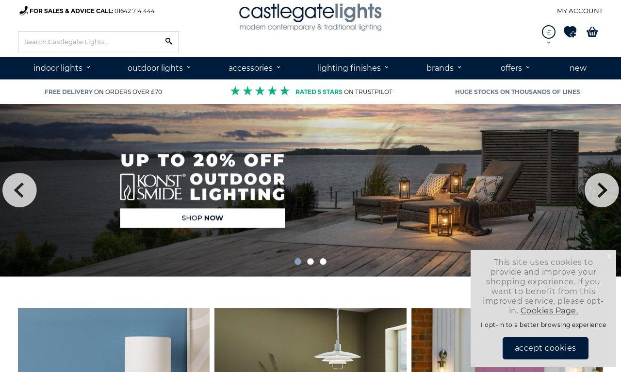 Castlegate Lights 1