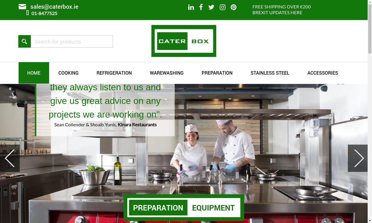 Caterbox.ie 1