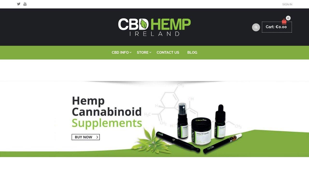 Cbd oil hemp.ie 1