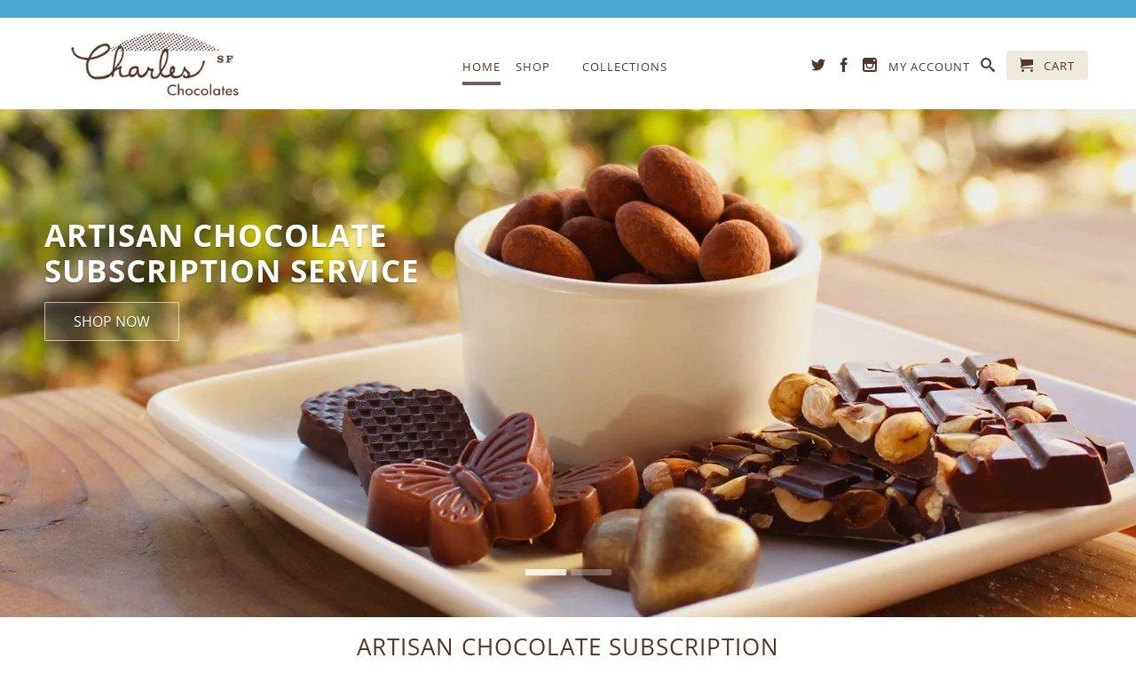 Charleschocolates.com 1