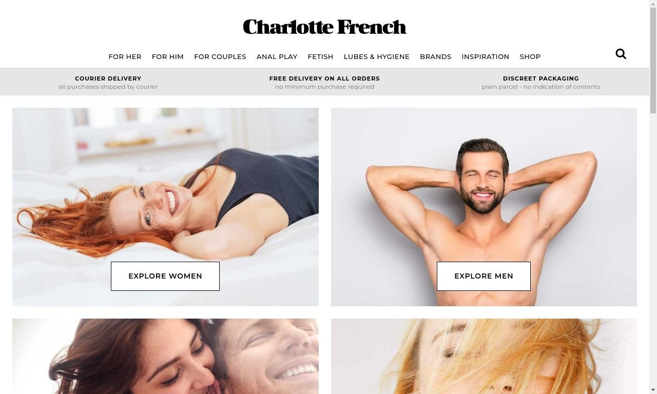Charlottefrench.ie 1
