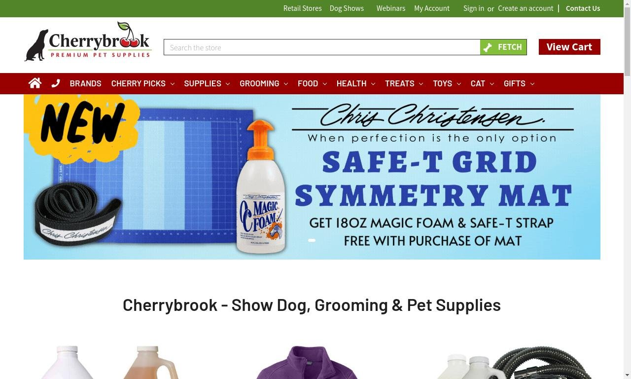 CherryBrook.com 1