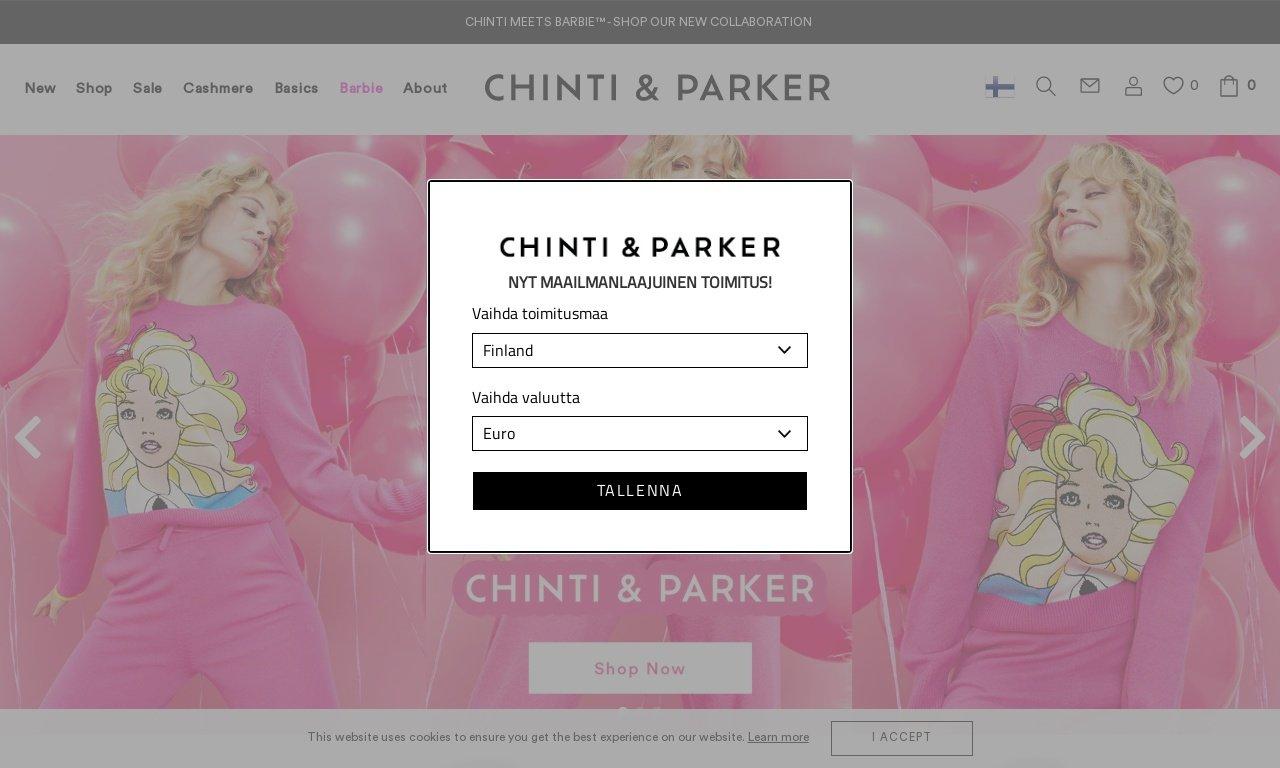 Chintiandparker.com 1