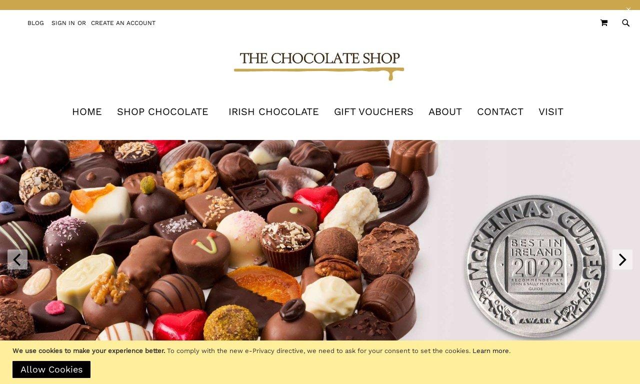 Chocolate.ie 1
