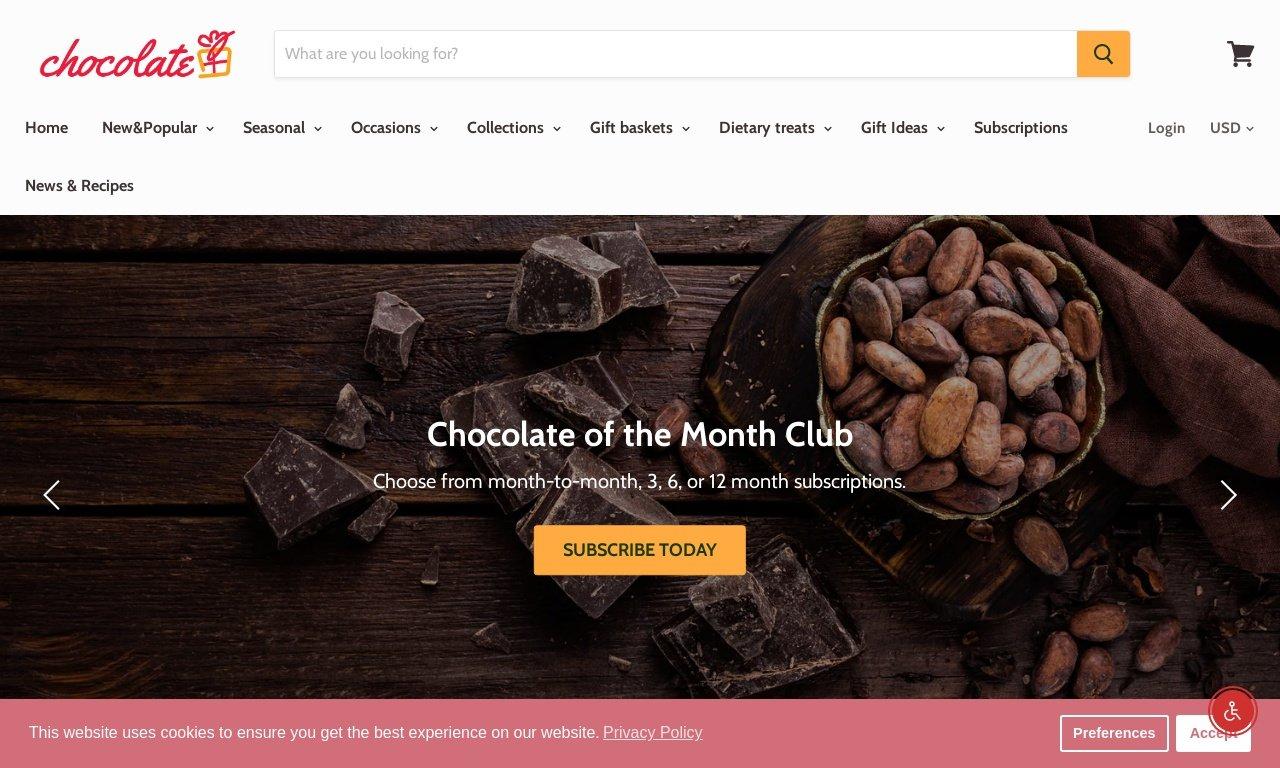 Chocolate.org 1