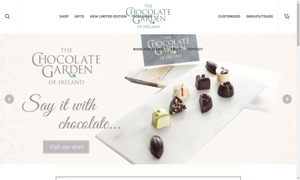 Chocolategarden.ie 1