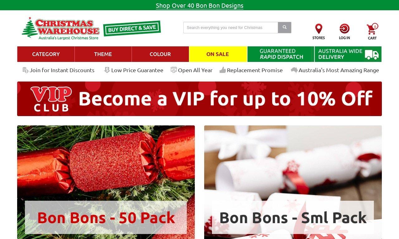 Christmaswarehouse.com.au 1