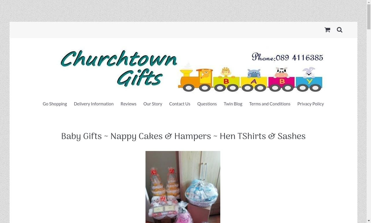 Churchtowngifts.ie 1