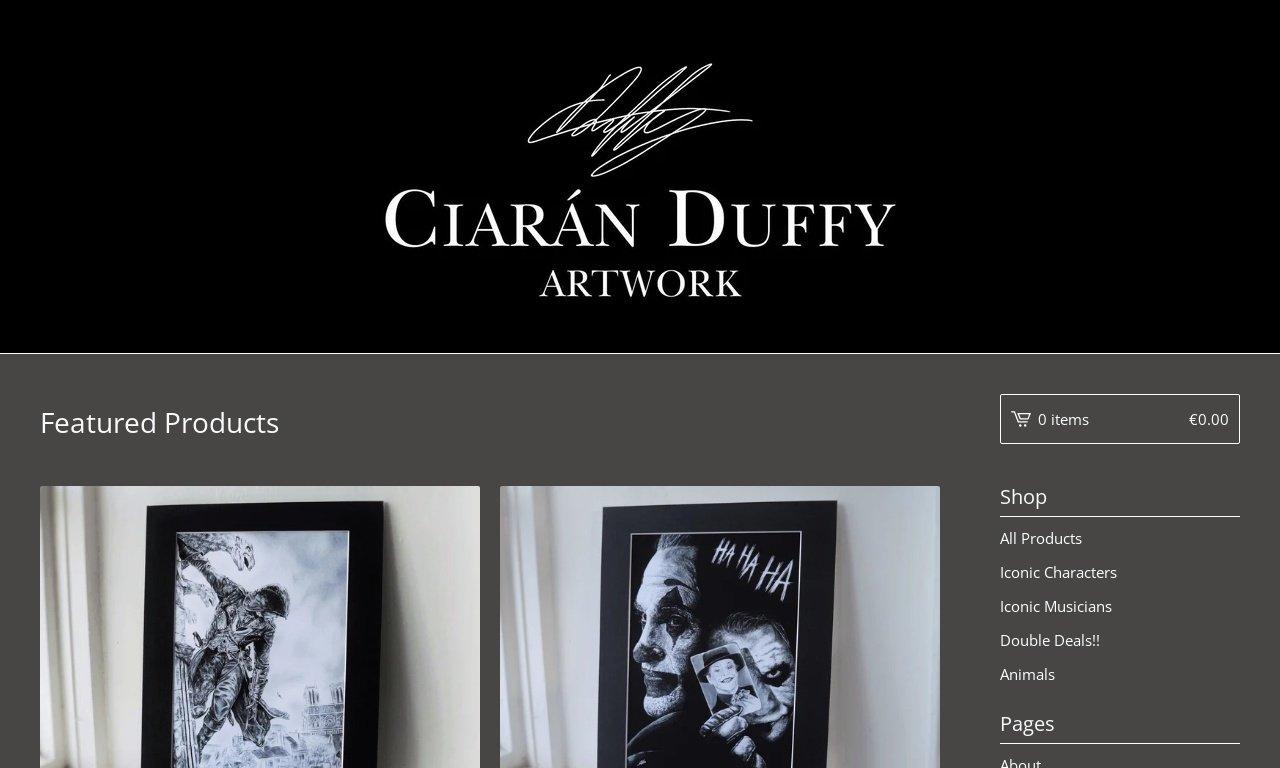 Ciaran duffy art.com 1