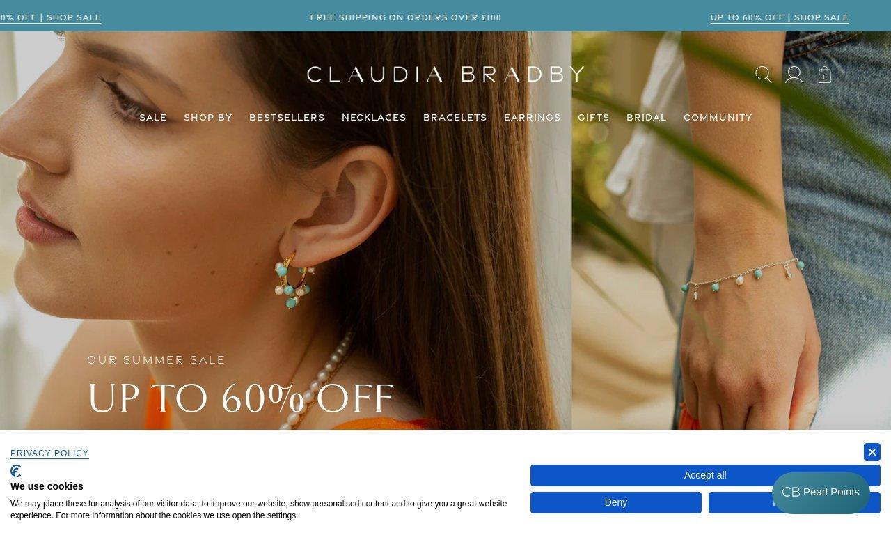 Claudiabradby.com 1