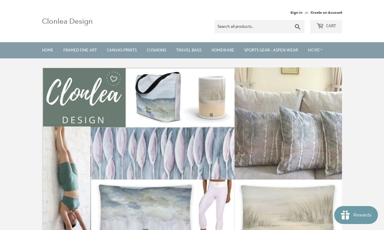 Clonleadesign.com 1
