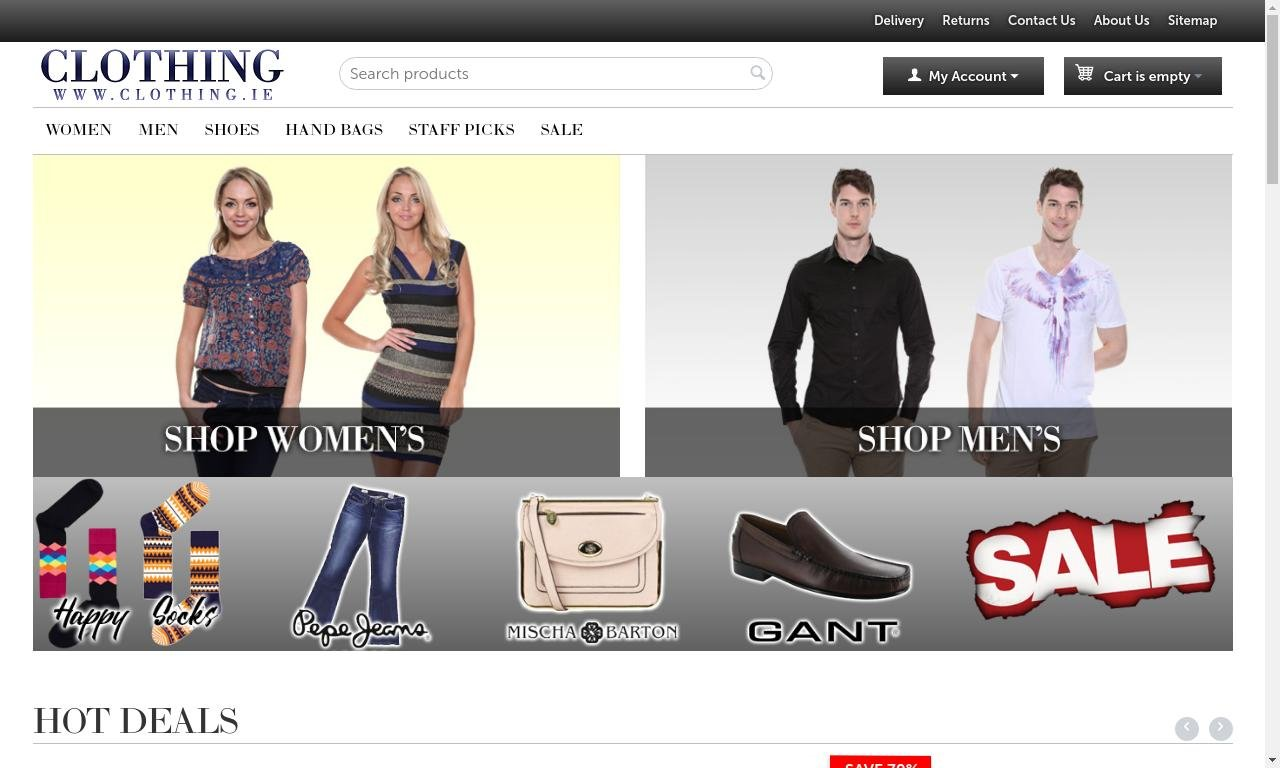 Clothing.ie 1