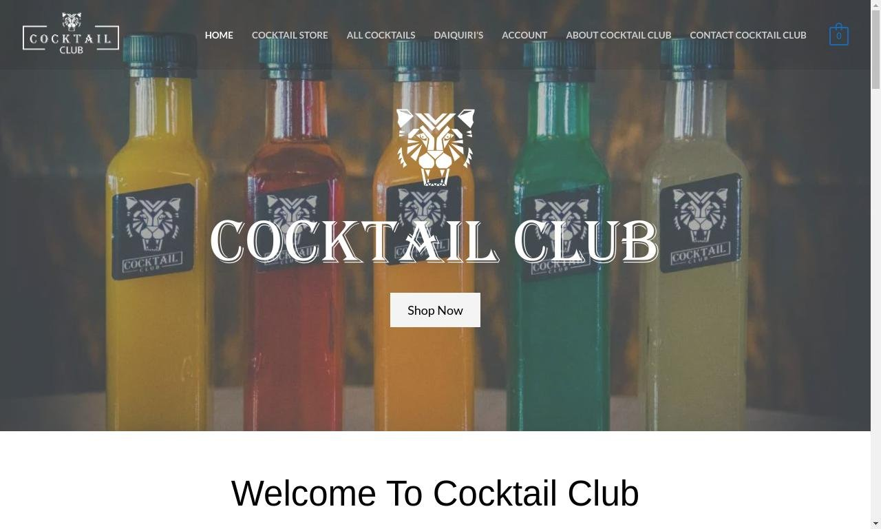 Cocktail club.ie 1