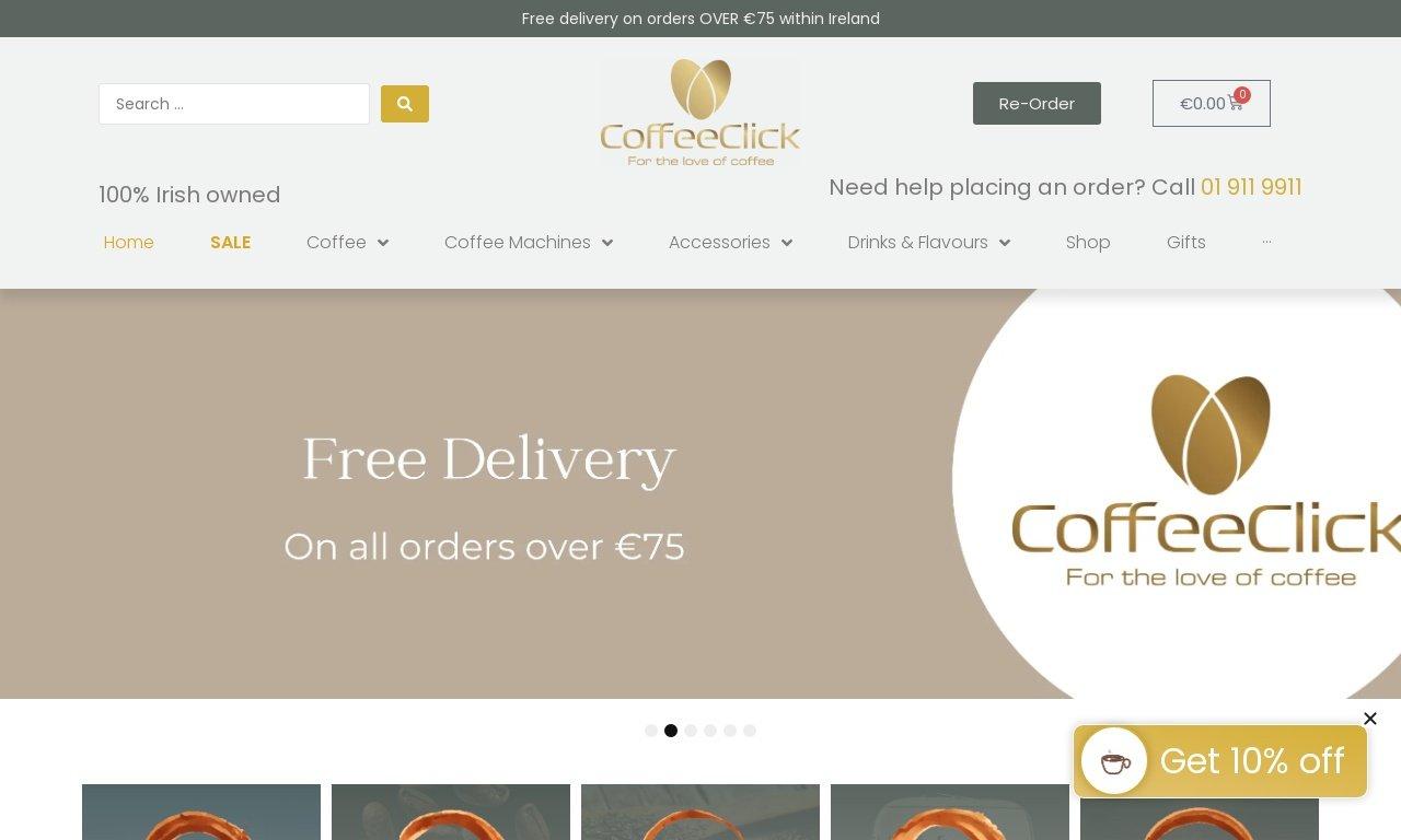 Coffeeclick.ie 1