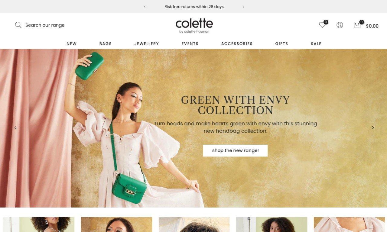 Colettehayman.com.au 1