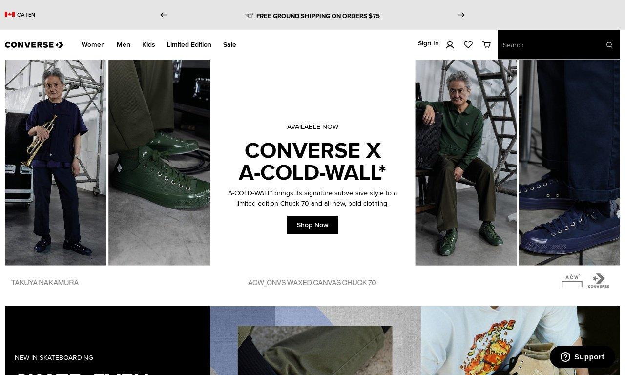 Converse Canada 1