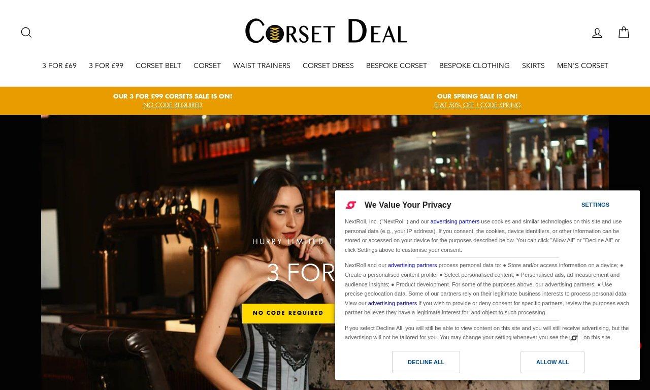 Corsetdeal.co.uk 1