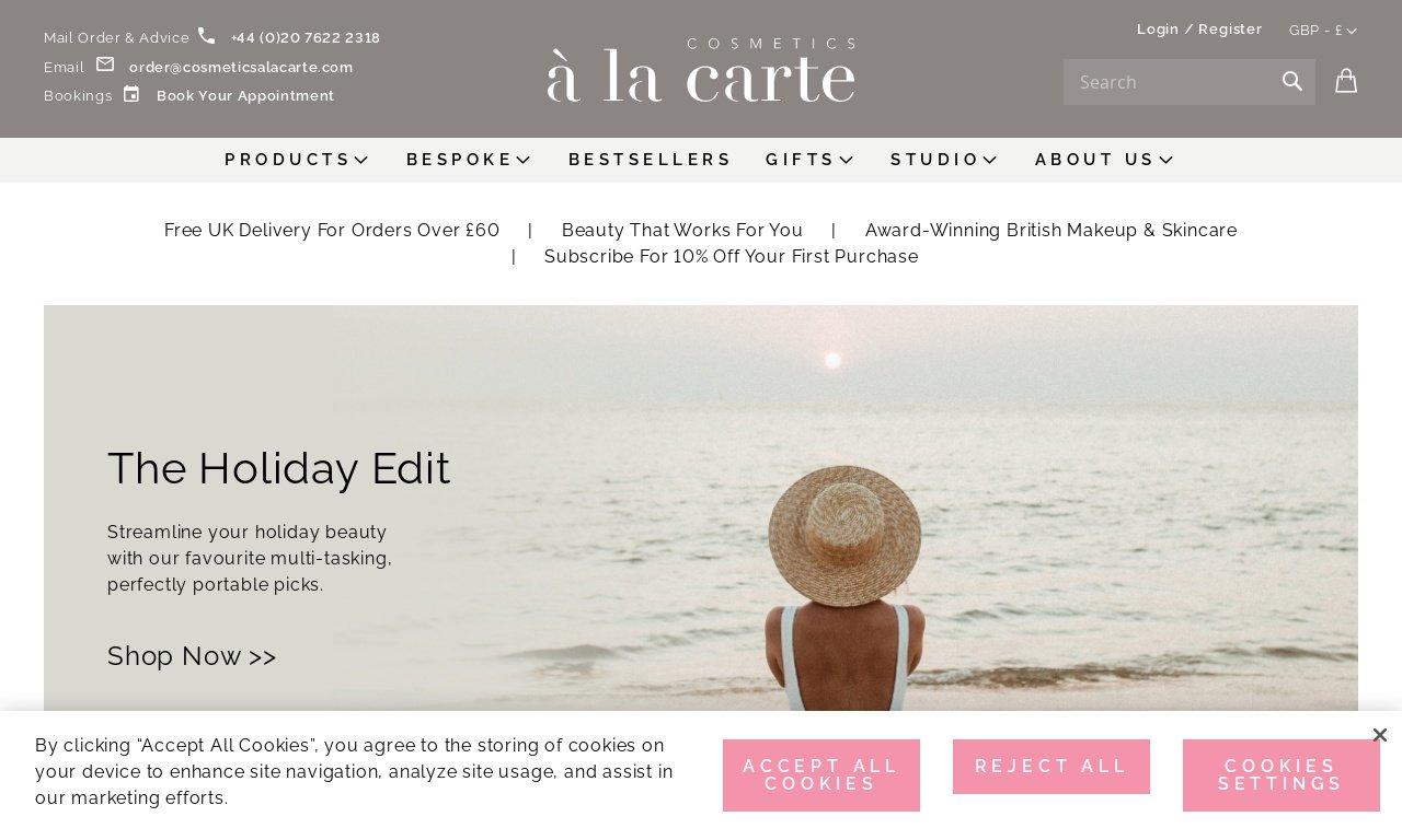 Cosmeticsalacarte.com 1