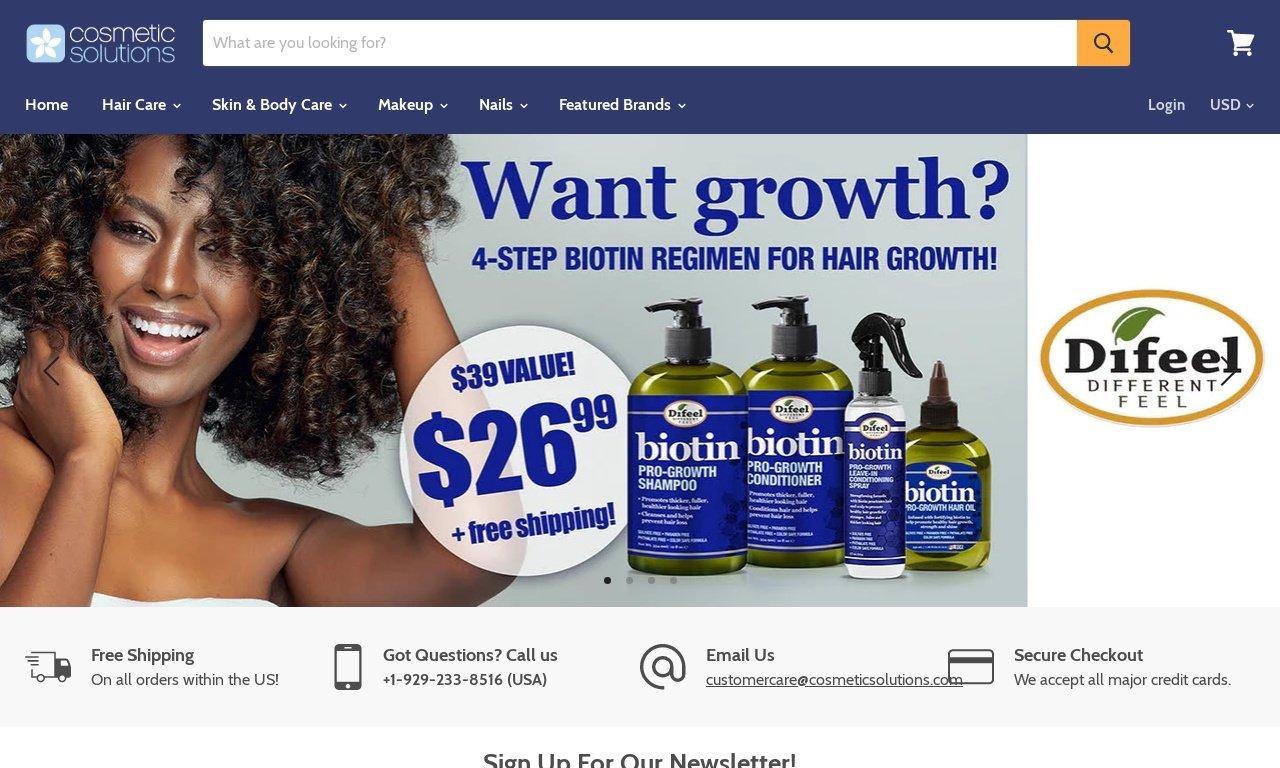 Cosmeticsolutions.com 1