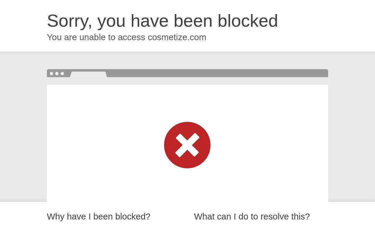 Cosmetize.com 1