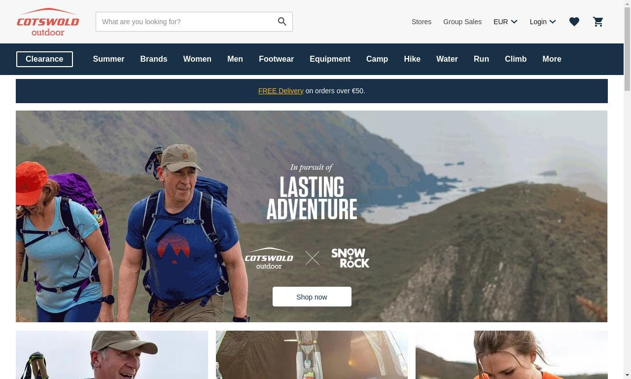Cotswold outdoor.com 1