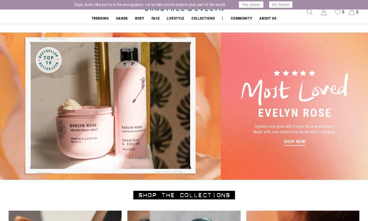 Crabtree-evelyn.com 1