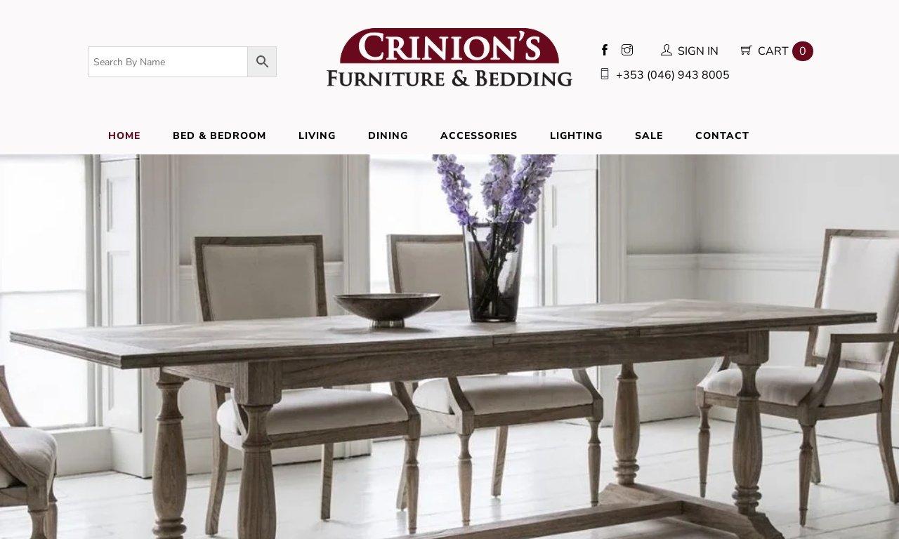 Crinions furniture.ie 1