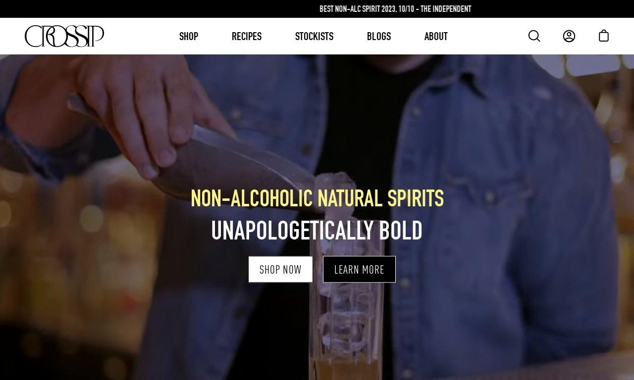 Crossip drinks.com 1