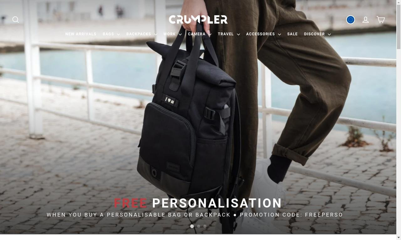 Crumpler.eu 1