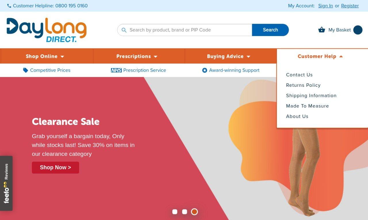 Daylong.co.uk 1