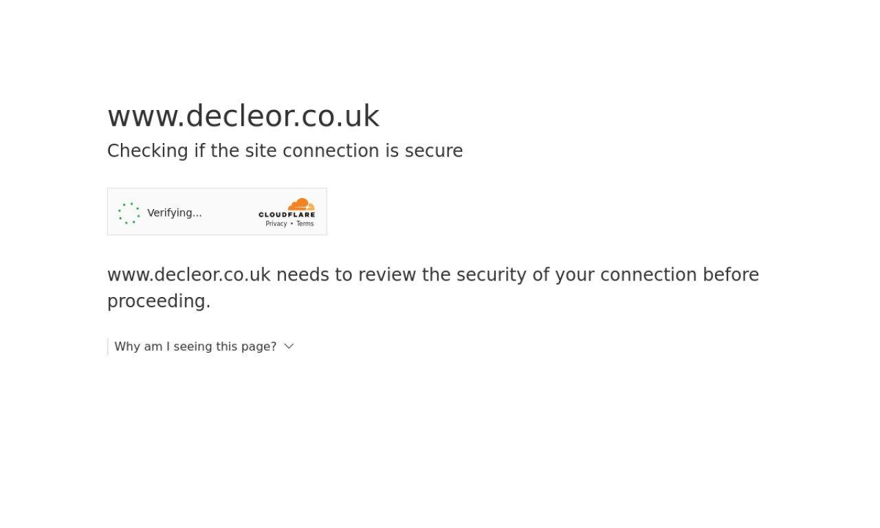 Decleor.co.uk 1