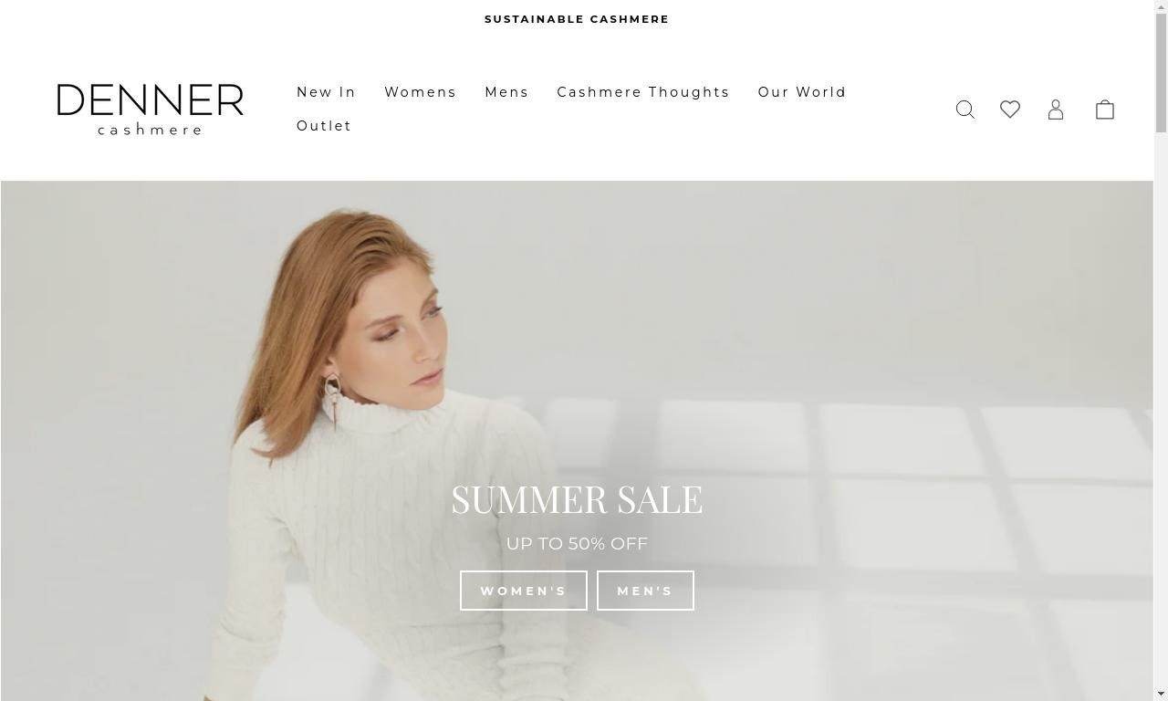 Dennercashmere.co.uk 1