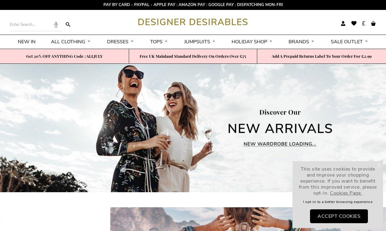 DesignerDesirables.com 1