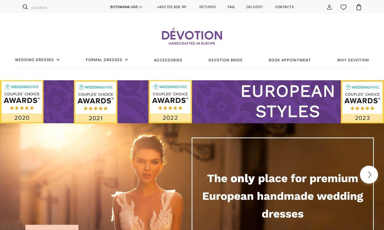 Devotiondresses.com 1