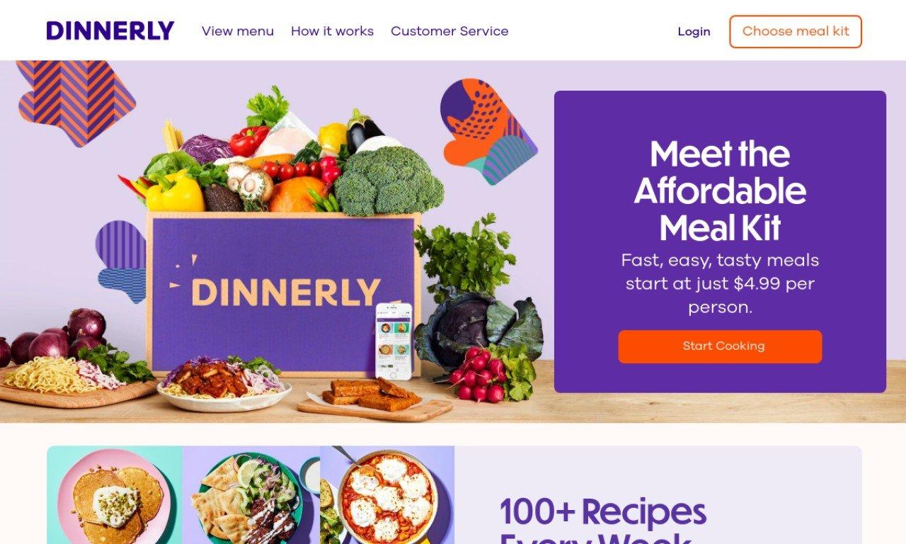Dinnerly.com 1