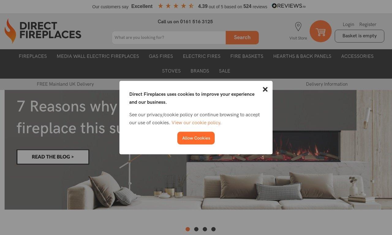 Direct-Fireplaces.com 1