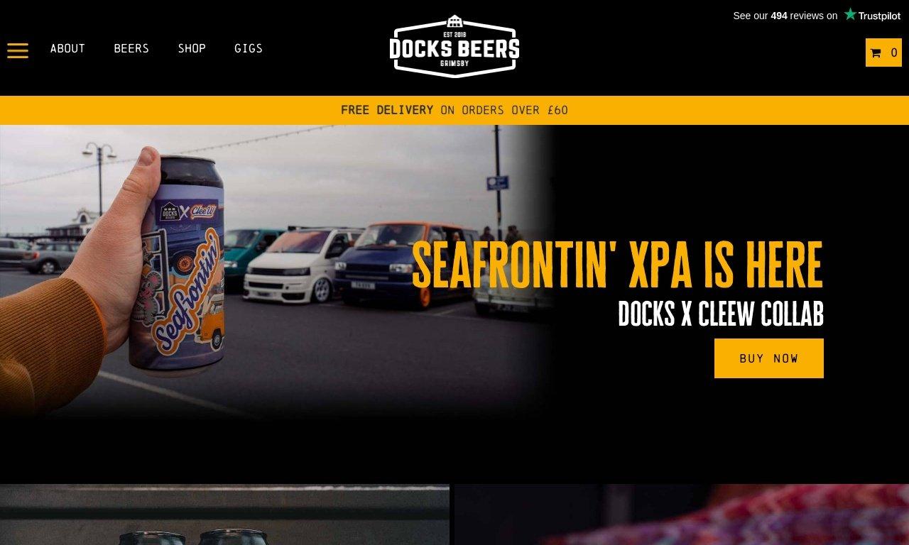 Docksbeers.com 1