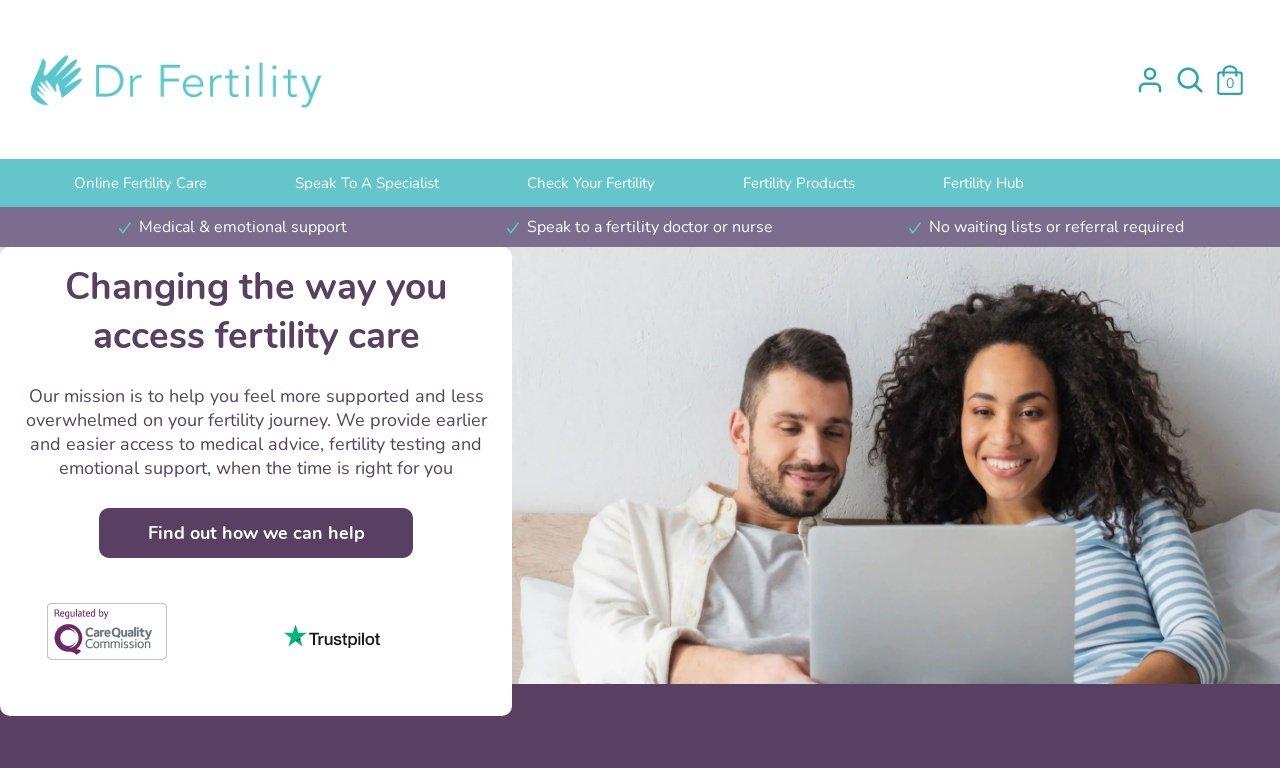 Dr fertility.co.uk 1