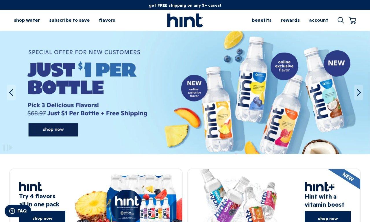 Drinkhint.com 1