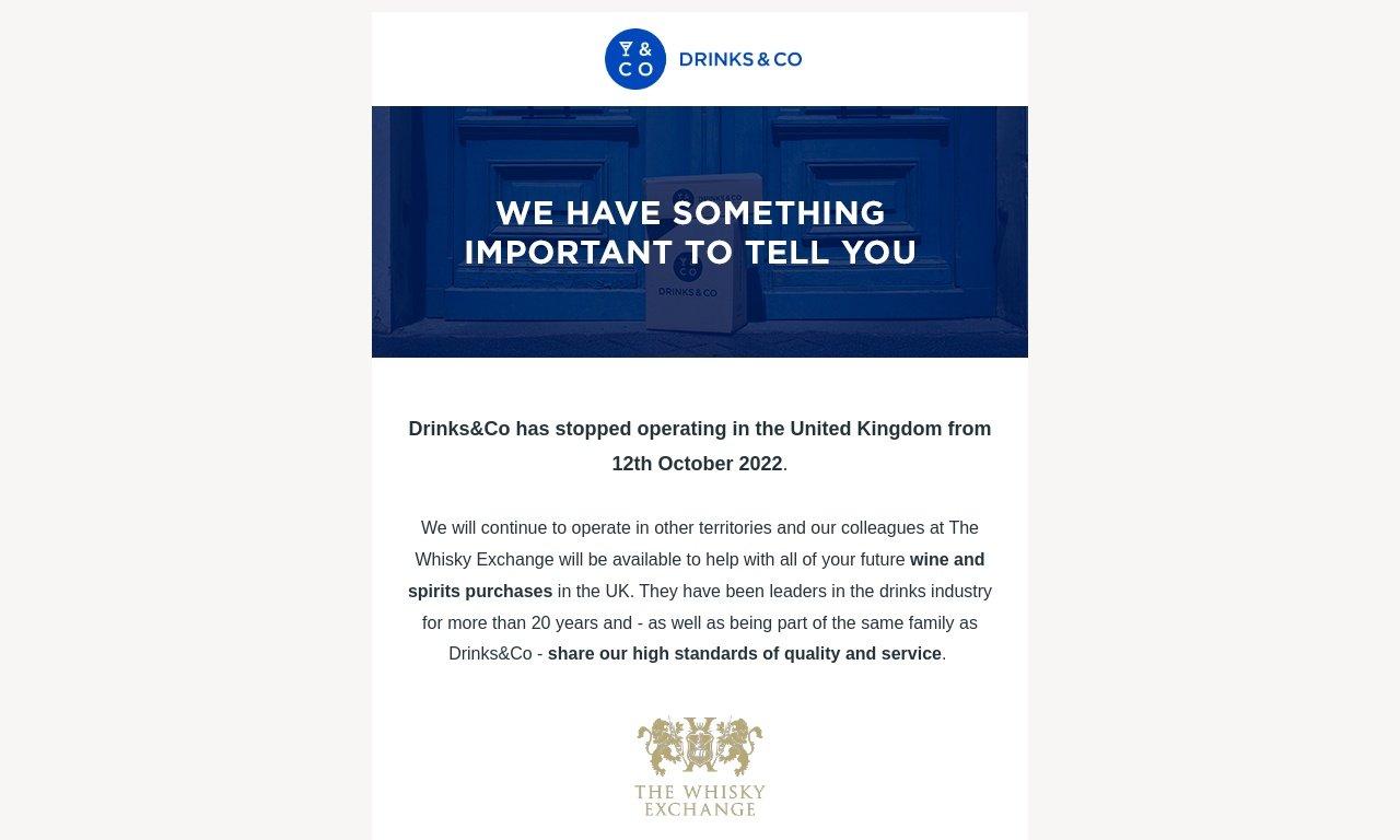 Drinksandco.co.uk 1